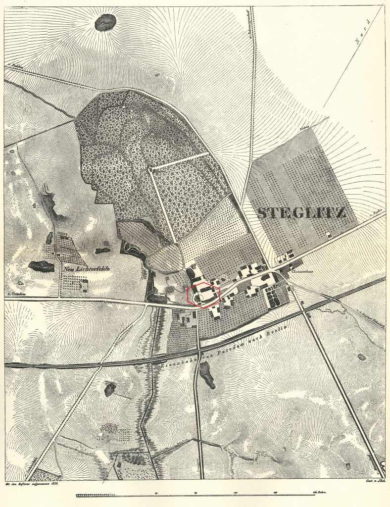 Karte von Steglitz | Quelle: Christian Simon