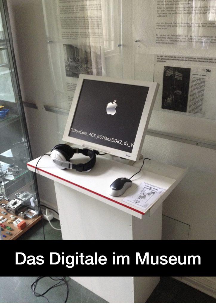 Digital im Museum