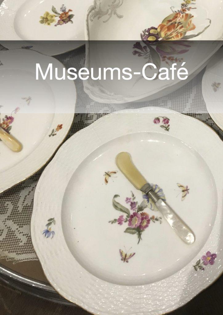 Museums - Café